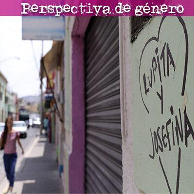 Perspectiva genero COVID-19 UNAM